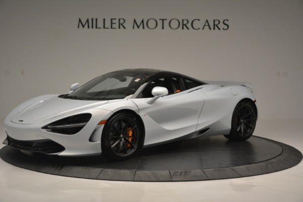 New 2019 McLaren 720S Coupe for sale $344,340 at Bugatti of Greenwich in Greenwich CT 06830 1