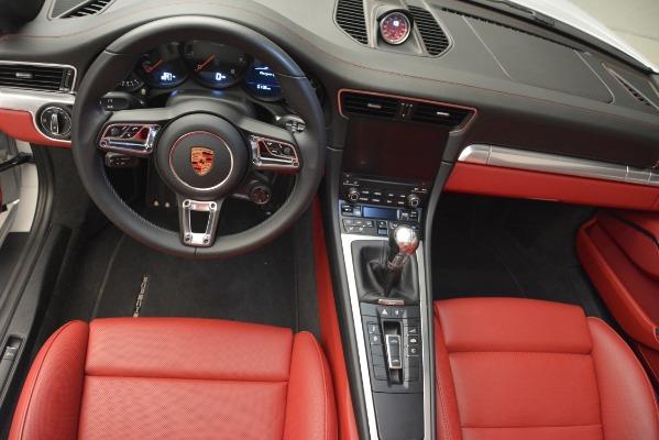 Used 2017 Porsche 911 Targa 4S for sale Sold at Bugatti of Greenwich in Greenwich CT 06830 14