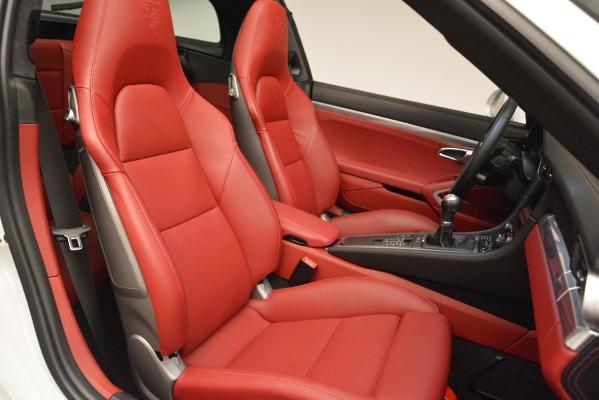 Used 2017 Porsche 911 Targa 4S for sale Sold at Bugatti of Greenwich in Greenwich CT 06830 19