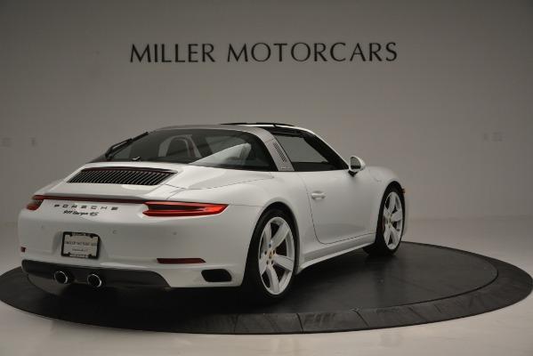 Used 2017 Porsche 911 Targa 4S for sale Sold at Bugatti of Greenwich in Greenwich CT 06830 7
