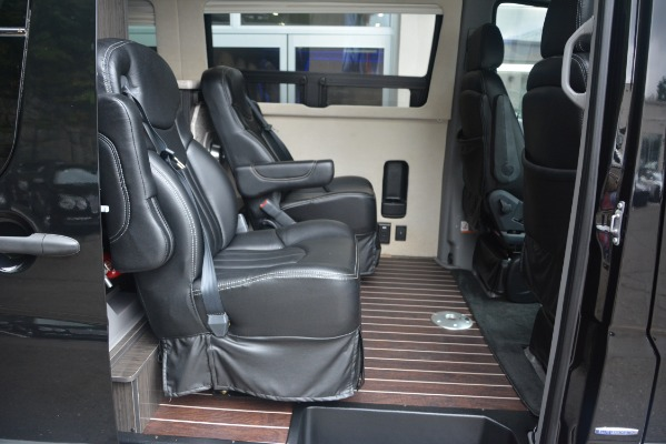 Used 2014 Mercedes-Benz Sprinter 3500 Airstream Lounge Extended for sale Sold at Bugatti of Greenwich in Greenwich CT 06830 12