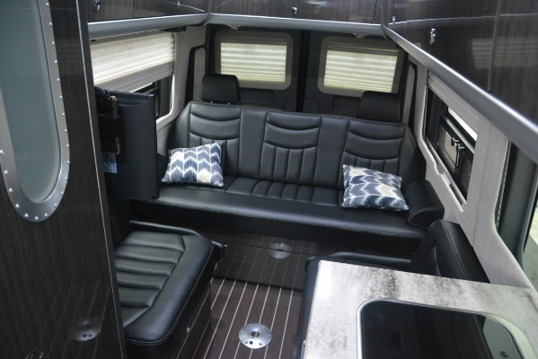 Used 2014 Mercedes-Benz Sprinter 3500 Airstream Lounge Extended for sale Sold at Bugatti of Greenwich in Greenwich CT 06830 15