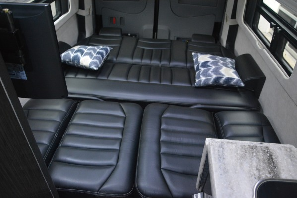 Used 2014 Mercedes-Benz Sprinter 3500 Airstream Lounge Extended for sale Sold at Bugatti of Greenwich in Greenwich CT 06830 16