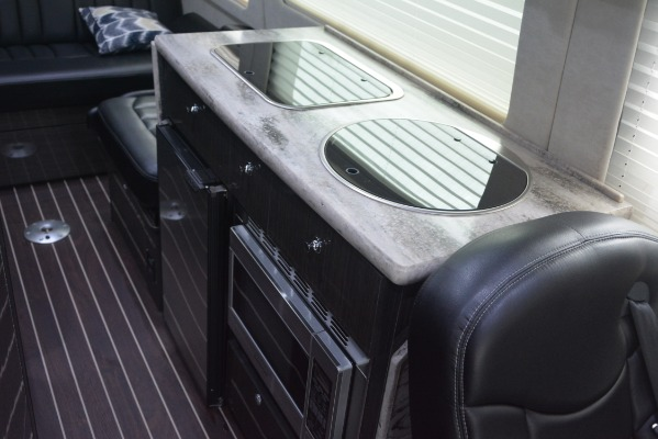 Used 2014 Mercedes-Benz Sprinter 3500 Airstream Lounge Extended for sale Sold at Bugatti of Greenwich in Greenwich CT 06830 21