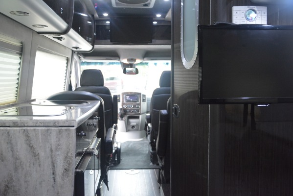 Used 2014 Mercedes-Benz Sprinter 3500 Airstream Lounge Extended for sale Sold at Bugatti of Greenwich in Greenwich CT 06830 22