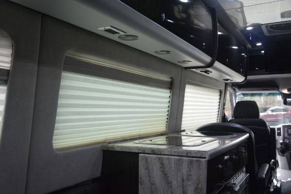 Used 2014 Mercedes-Benz Sprinter 3500 Airstream Lounge Extended for sale Sold at Bugatti of Greenwich in Greenwich CT 06830 24