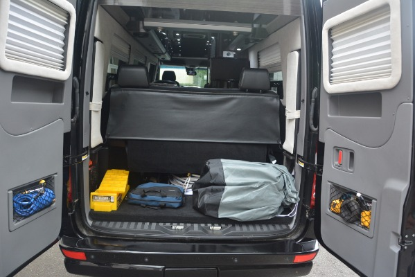Used 2014 Mercedes-Benz Sprinter 3500 Airstream Lounge Extended for sale Sold at Bugatti of Greenwich in Greenwich CT 06830 26