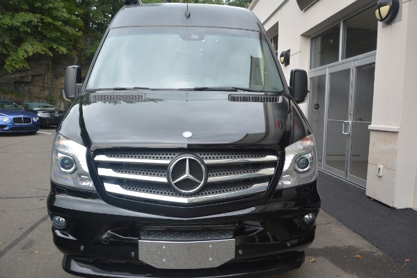 Used 2014 Mercedes-Benz Sprinter 3500 Airstream Lounge Extended for sale Sold at Bugatti of Greenwich in Greenwich CT 06830 5
