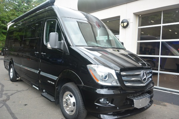 Used 2014 Mercedes-Benz Sprinter 3500 Airstream Lounge Extended for sale Sold at Bugatti of Greenwich in Greenwich CT 06830 7