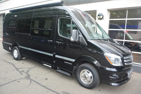 Used 2014 Mercedes-Benz Sprinter 3500 Airstream Lounge Extended for sale Sold at Bugatti of Greenwich in Greenwich CT 06830 8