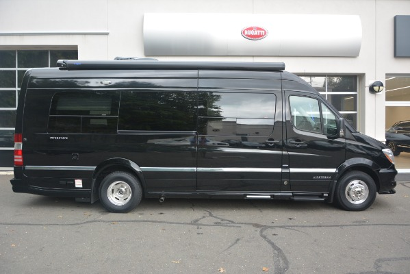 Used 2014 Mercedes-Benz Sprinter 3500 Airstream Lounge Extended for sale Sold at Bugatti of Greenwich in Greenwich CT 06830 9