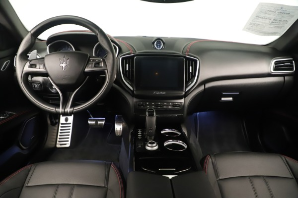 New 2019 Maserati Ghibli S Q4 GranSport for sale Sold at Bugatti of Greenwich in Greenwich CT 06830 16