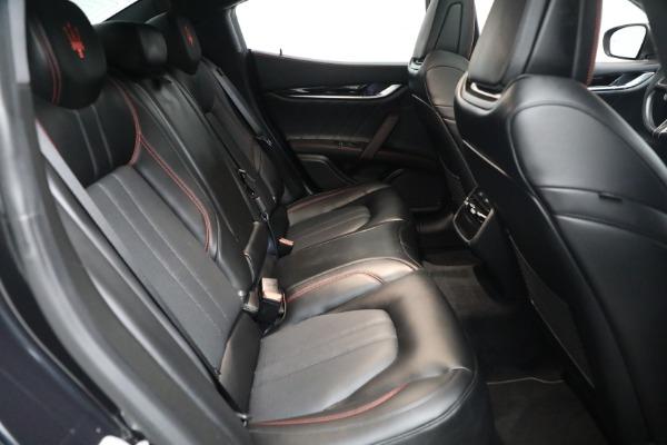 New 2019 Maserati Ghibli S Q4 GranSport for sale Sold at Bugatti of Greenwich in Greenwich CT 06830 22