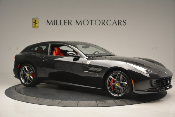 Used 2018 Ferrari GTC4LussoT V8 for sale Sold at Bugatti of Greenwich in Greenwich CT 06830 10