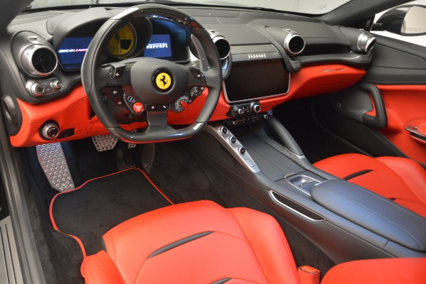 Used 2018 Ferrari GTC4LussoT V8 for sale Sold at Bugatti of Greenwich in Greenwich CT 06830 14
