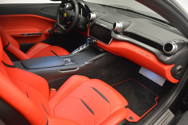 Used 2018 Ferrari GTC4LussoT V8 for sale Sold at Bugatti of Greenwich in Greenwich CT 06830 19