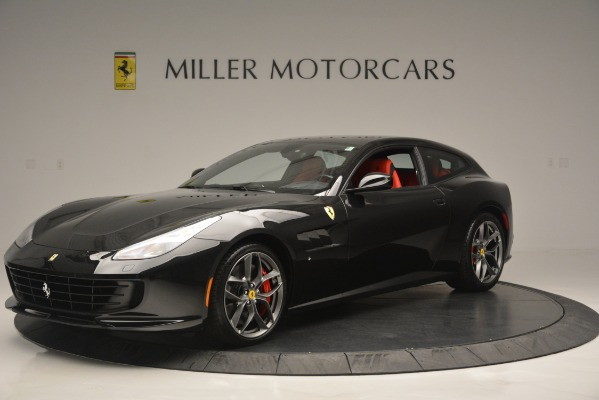 Used 2018 Ferrari GTC4LussoT V8 for sale Sold at Bugatti of Greenwich in Greenwich CT 06830 2