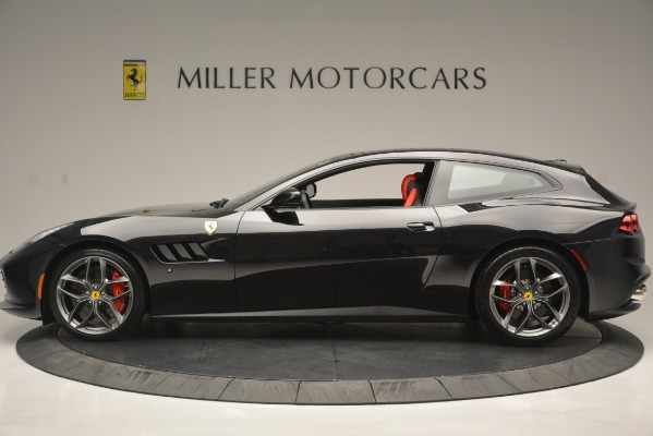 Used 2018 Ferrari GTC4LussoT V8 for sale Sold at Bugatti of Greenwich in Greenwich CT 06830 3