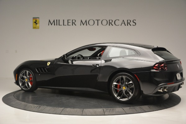 Used 2018 Ferrari GTC4LussoT V8 for sale Sold at Bugatti of Greenwich in Greenwich CT 06830 4