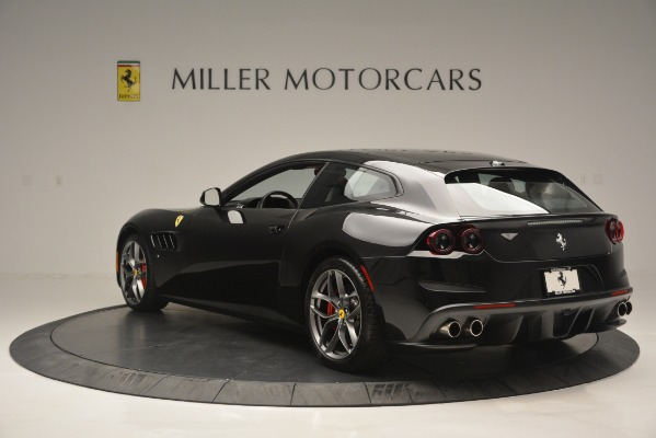 Used 2018 Ferrari GTC4LussoT V8 for sale Sold at Bugatti of Greenwich in Greenwich CT 06830 5