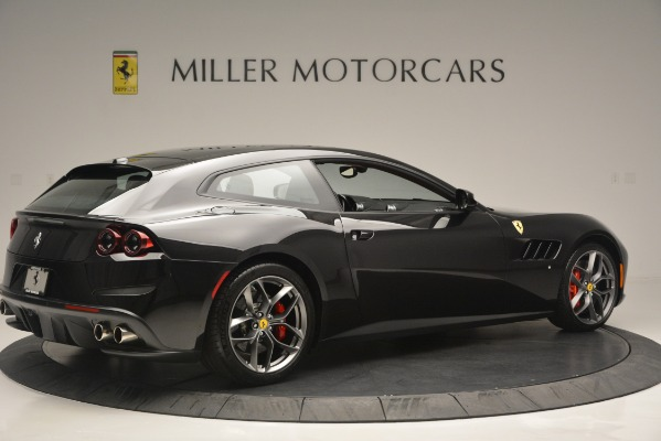 Used 2018 Ferrari GTC4LussoT V8 for sale Sold at Bugatti of Greenwich in Greenwich CT 06830 8