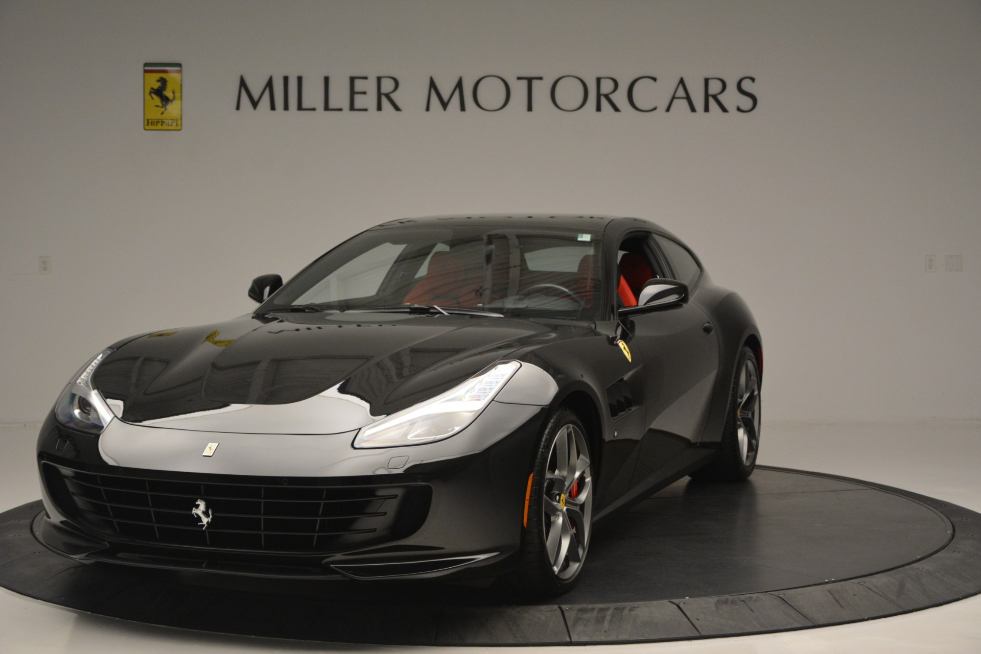 Used 2018 Ferrari GTC4LussoT V8 for sale Sold at Bugatti of Greenwich in Greenwich CT 06830 1