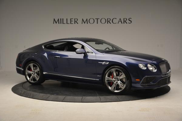 Used 2016 Bentley Continental GT Speed GT Speed for sale Sold at Bugatti of Greenwich in Greenwich CT 06830 10