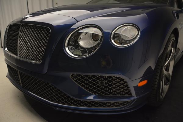 Used 2016 Bentley Continental GT Speed GT Speed for sale Sold at Bugatti of Greenwich in Greenwich CT 06830 14