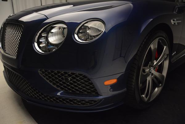 Used 2016 Bentley Continental GT Speed GT Speed for sale Sold at Bugatti of Greenwich in Greenwich CT 06830 15