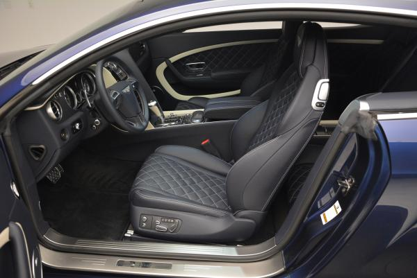 Used 2016 Bentley Continental GT Speed GT Speed for sale Sold at Bugatti of Greenwich in Greenwich CT 06830 22