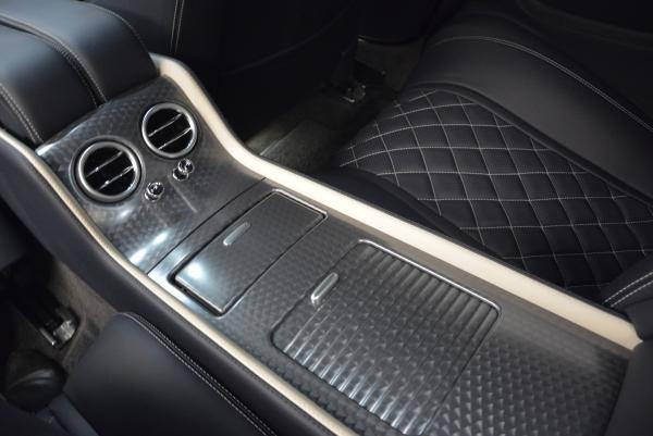 Used 2016 Bentley Continental GT Speed GT Speed for sale Sold at Bugatti of Greenwich in Greenwich CT 06830 27
