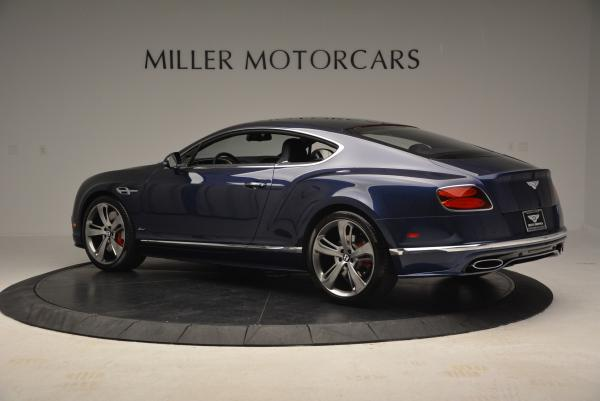Used 2016 Bentley Continental GT Speed GT Speed for sale Sold at Bugatti of Greenwich in Greenwich CT 06830 4