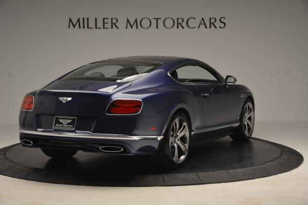 Used 2016 Bentley Continental GT Speed GT Speed for sale Sold at Bugatti of Greenwich in Greenwich CT 06830 7