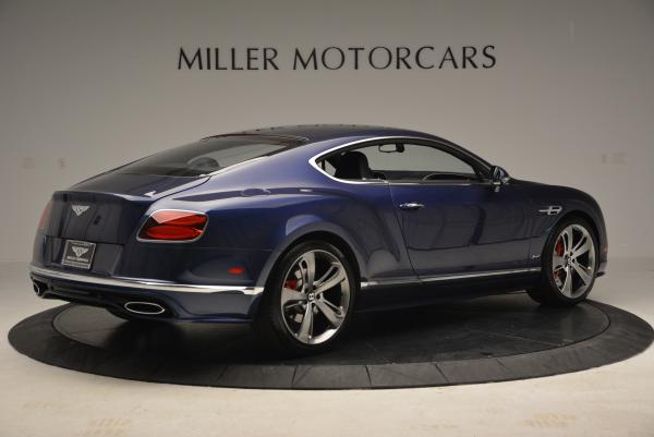 Used 2016 Bentley Continental GT Speed GT Speed for sale Sold at Bugatti of Greenwich in Greenwich CT 06830 8