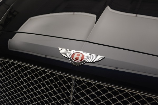 New 2018 Bentley Flying Spur V8 for sale Sold at Bugatti of Greenwich in Greenwich CT 06830 14