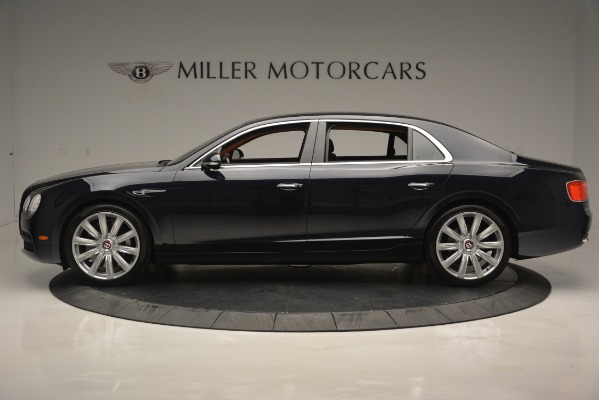 New 2018 Bentley Flying Spur V8 for sale Sold at Bugatti of Greenwich in Greenwich CT 06830 3