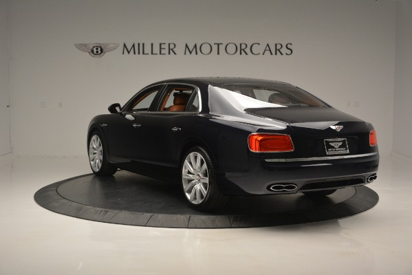 New 2018 Bentley Flying Spur V8 for sale Sold at Bugatti of Greenwich in Greenwich CT 06830 5