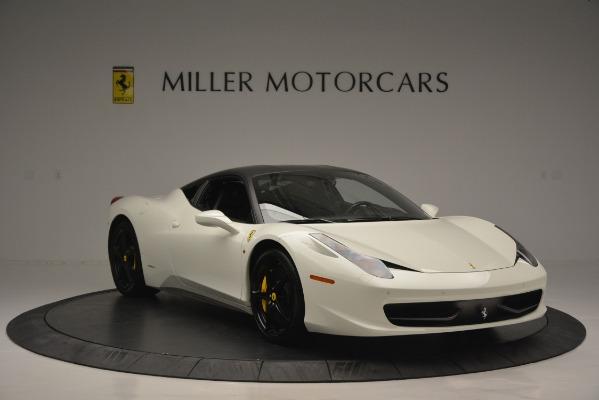 Used 2010 Ferrari 458 Italia for sale Sold at Bugatti of Greenwich in Greenwich CT 06830 11