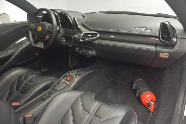 Used 2010 Ferrari 458 Italia for sale Sold at Bugatti of Greenwich in Greenwich CT 06830 17