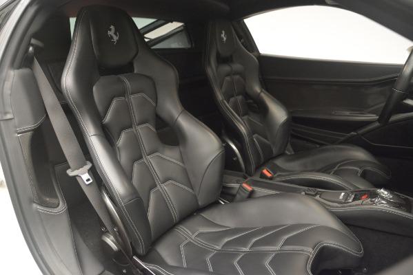 Used 2010 Ferrari 458 Italia for sale Sold at Bugatti of Greenwich in Greenwich CT 06830 19