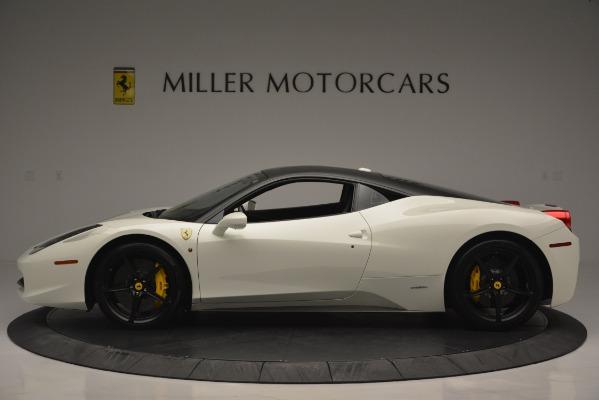 Used 2010 Ferrari 458 Italia for sale Sold at Bugatti of Greenwich in Greenwich CT 06830 3