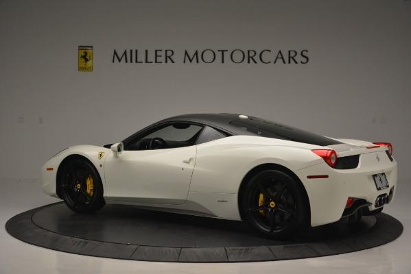 Used 2010 Ferrari 458 Italia for sale Sold at Bugatti of Greenwich in Greenwich CT 06830 4