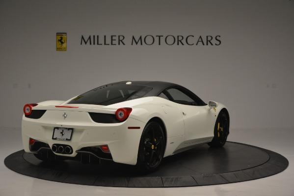 Used 2010 Ferrari 458 Italia for sale Sold at Bugatti of Greenwich in Greenwich CT 06830 7