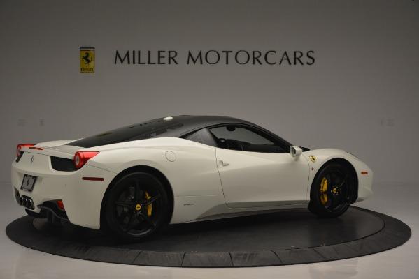 Used 2010 Ferrari 458 Italia for sale Sold at Bugatti of Greenwich in Greenwich CT 06830 8