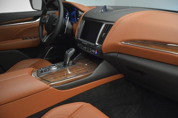 New 2019 Maserati Levante S Q4 GranSport for sale Sold at Bugatti of Greenwich in Greenwich CT 06830 20