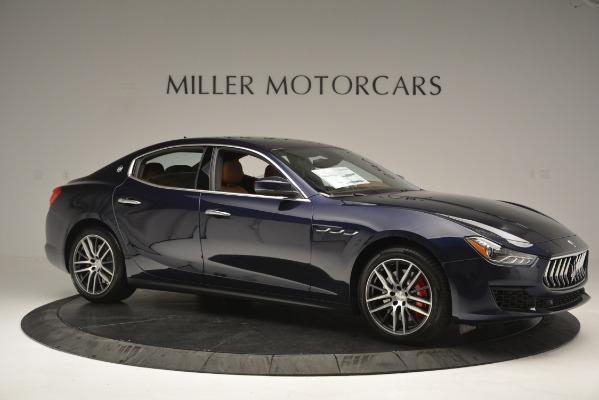 New 2019 Maserati Ghibli S Q4 for sale Sold at Bugatti of Greenwich in Greenwich CT 06830 10