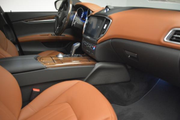 New 2019 Maserati Ghibli S Q4 for sale Sold at Bugatti of Greenwich in Greenwich CT 06830 19