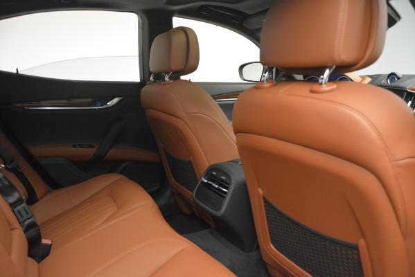 New 2019 Maserati Ghibli S Q4 for sale Sold at Bugatti of Greenwich in Greenwich CT 06830 22