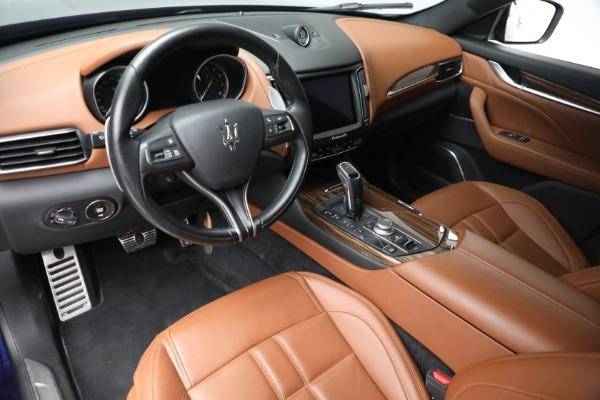 New 2019 Maserati Levante S Q4 GranSport for sale Sold at Bugatti of Greenwich in Greenwich CT 06830 15