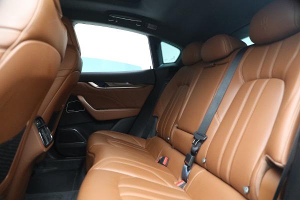 New 2019 Maserati Levante S Q4 GranSport for sale Sold at Bugatti of Greenwich in Greenwich CT 06830 18